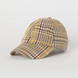 🆕 {H & M} Cotton Twill Baseball Cap